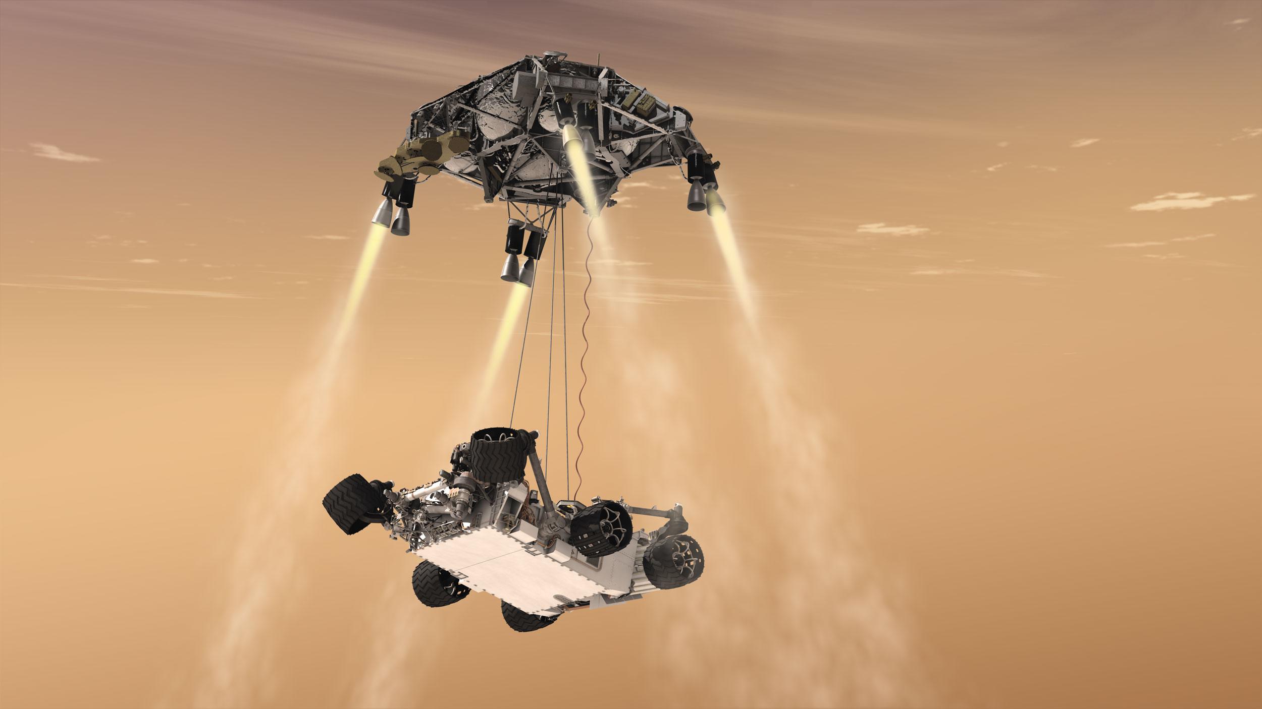 nasa mars rover mission - photo #7