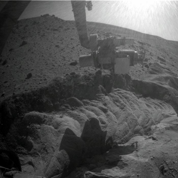 model spirit rover stuck - photo #8