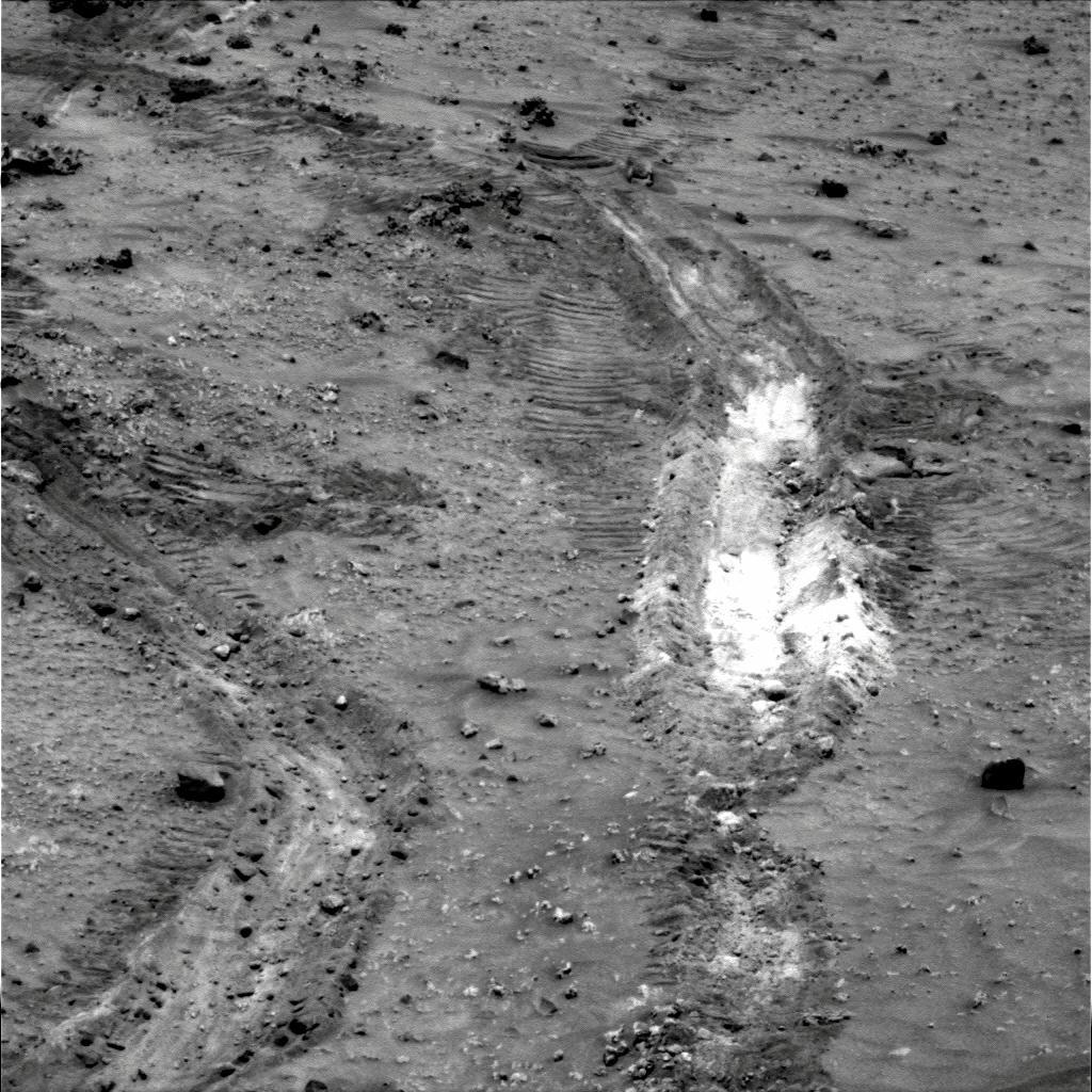 Состав марсианского грунта сходен с антарктическим.