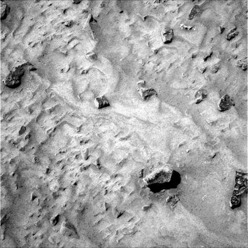 Spirit : Panoramic Camera : Sol 1375