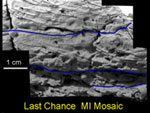 Crossbedding Evidence for Underwater Origin - D