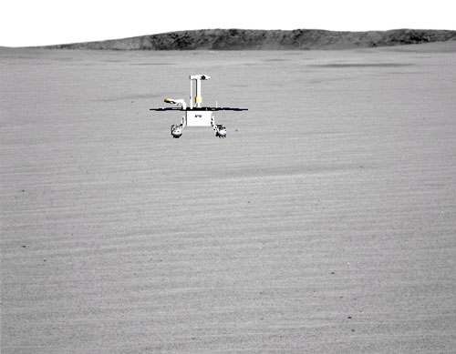 mars rover opportunity landing animation - photo #32