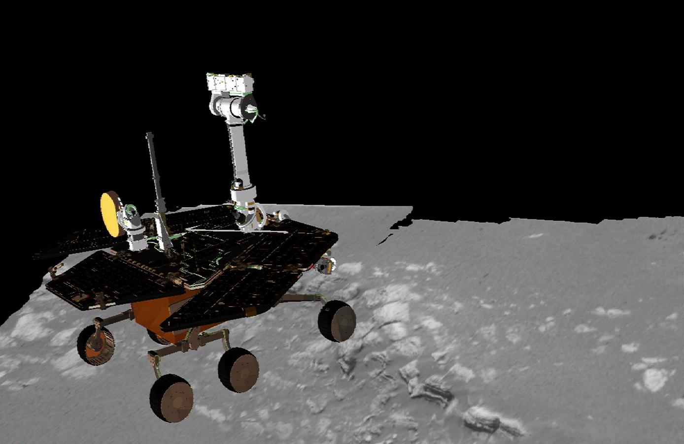 nasa mars rover opportunity - photo #29