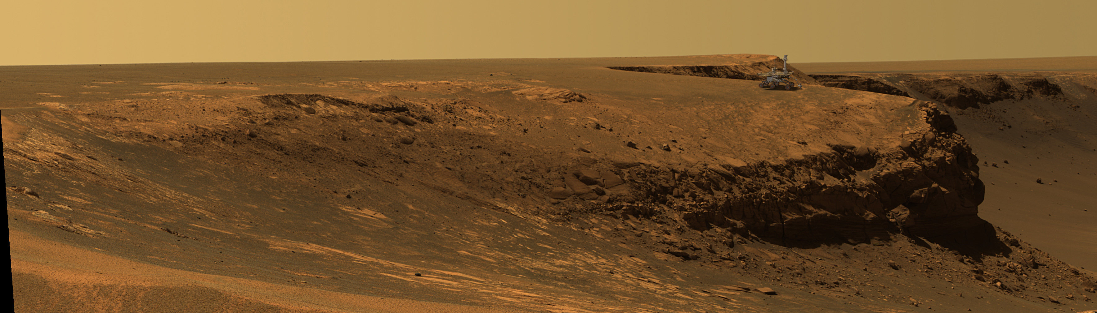 Land Rover Pasadena >> Mars Exploration Rover Mission: Special-Effects Images: Opportunity