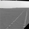 tracks on Mars
