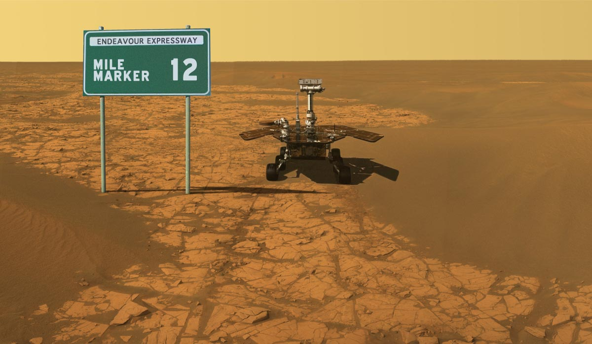 mars rover opportunity - photo #24