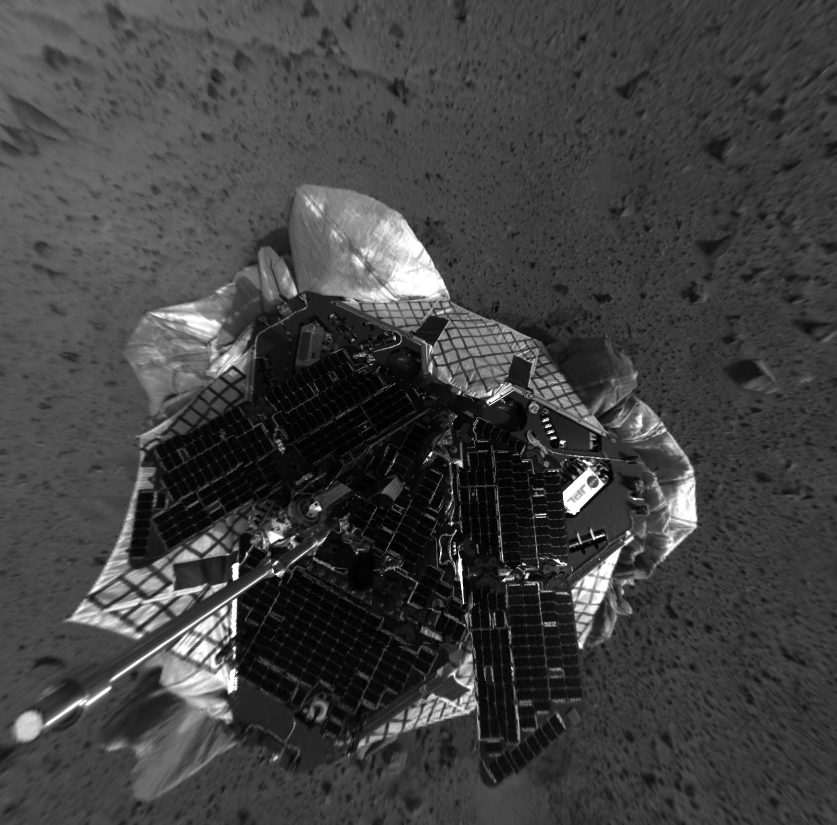 Spirit Hits the Sweet Spot - NASA Science