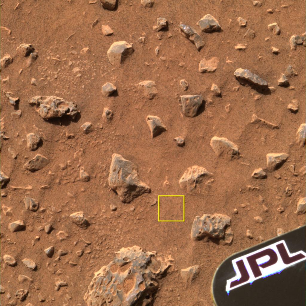 Spaceflight Now | Destination Mars | Mars rover science ...