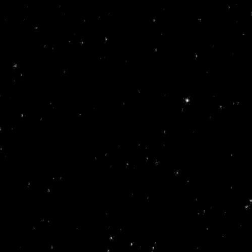 Etoiles de la constellation d'Orion (crédit : NASA/JPL)