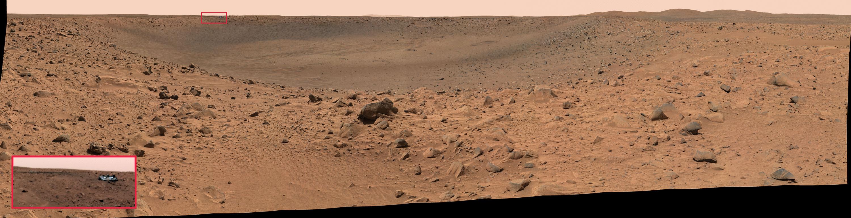 mars rover spirit mission - photo #38