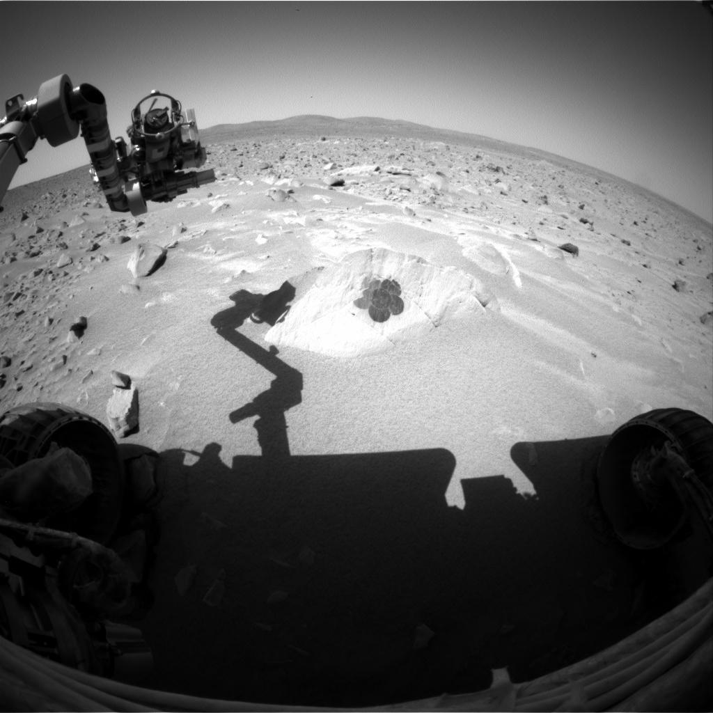 Нло на марсе