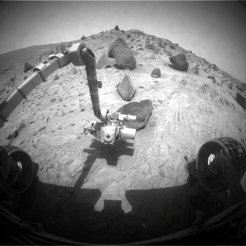 facts about mars rover spirit - photo #26