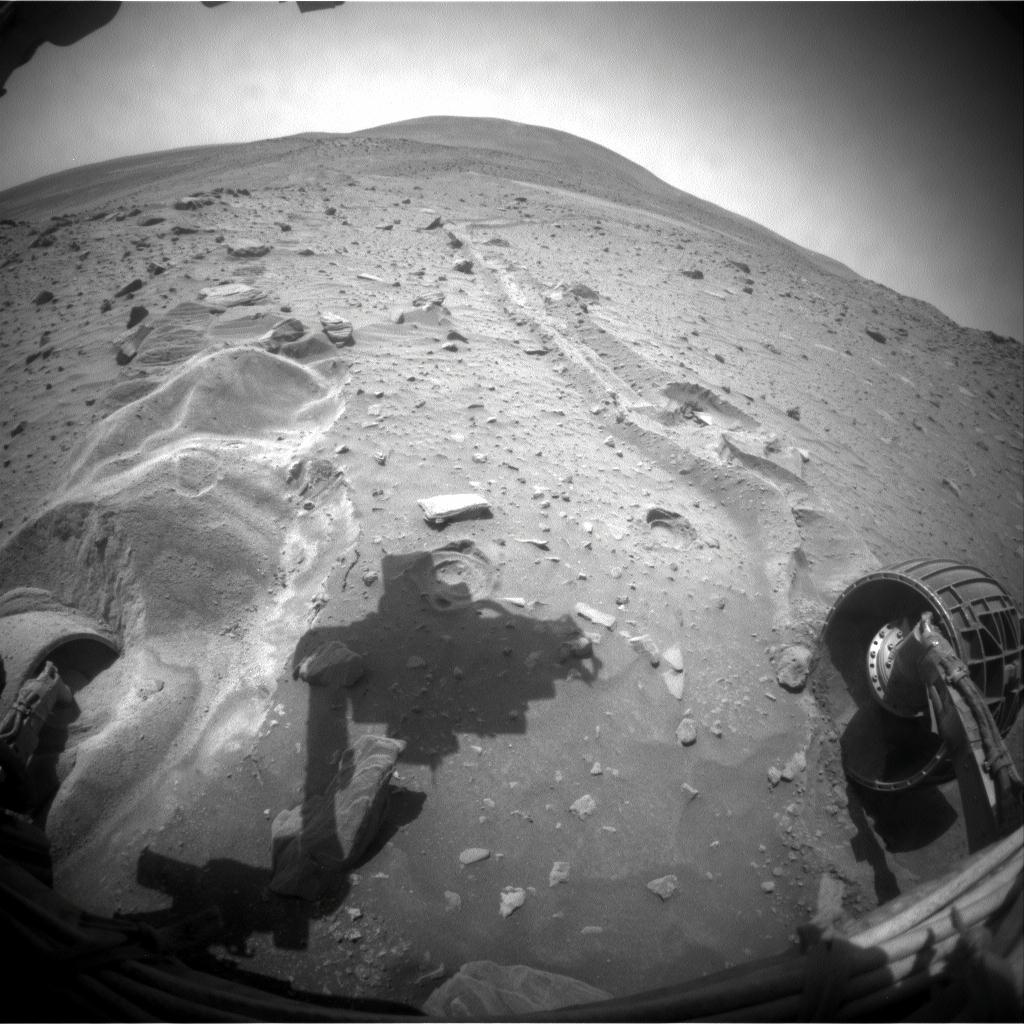 Read the release 'NASA'S Hibernating Mars Rover May Not Call Home'