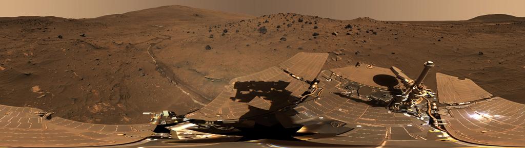 mars rover spirit mission - photo #20