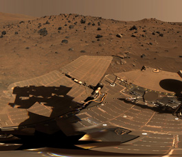 actual mars rover pictures nasa - photo #18
