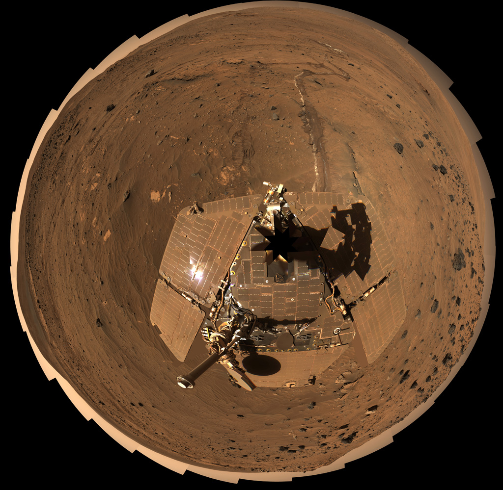 Mars Exploration Rover Mission Press Release Images Spirit
