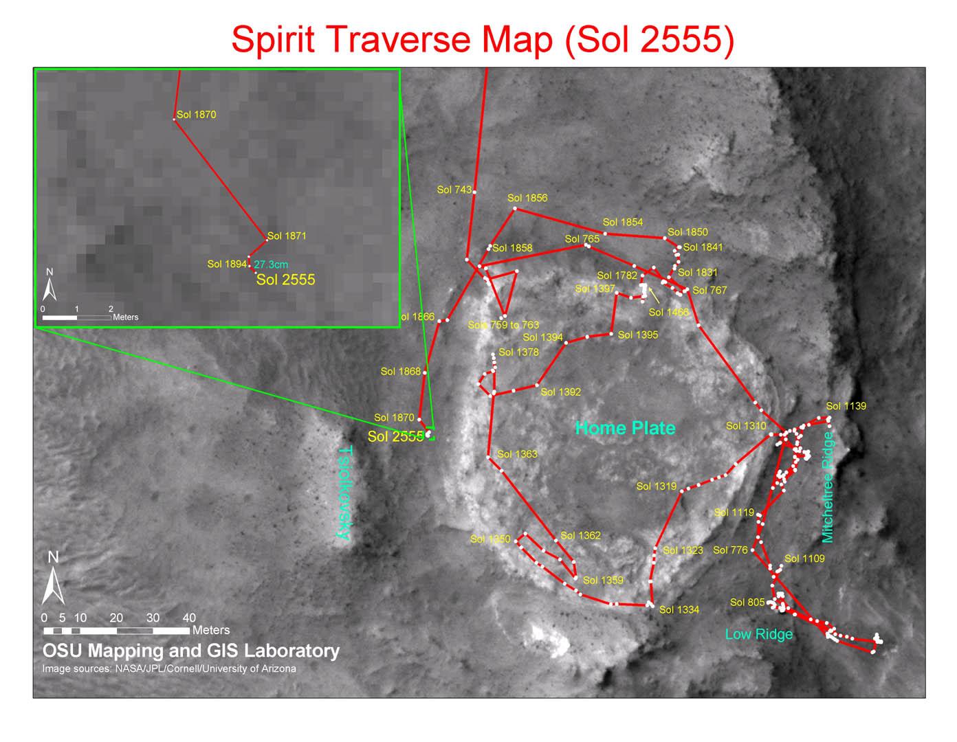 nasa mars maps - photo #28