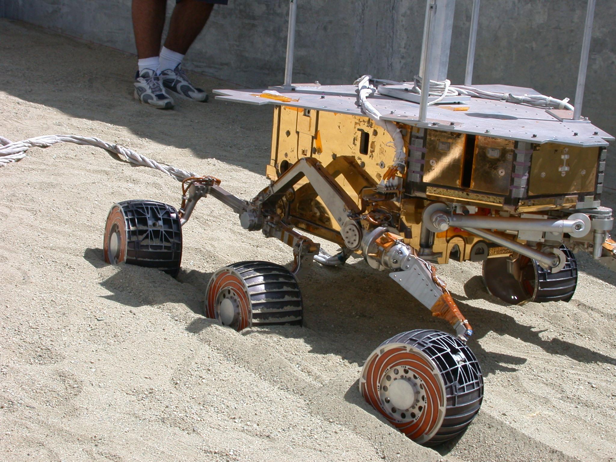 mars exploration rover design - photo #3