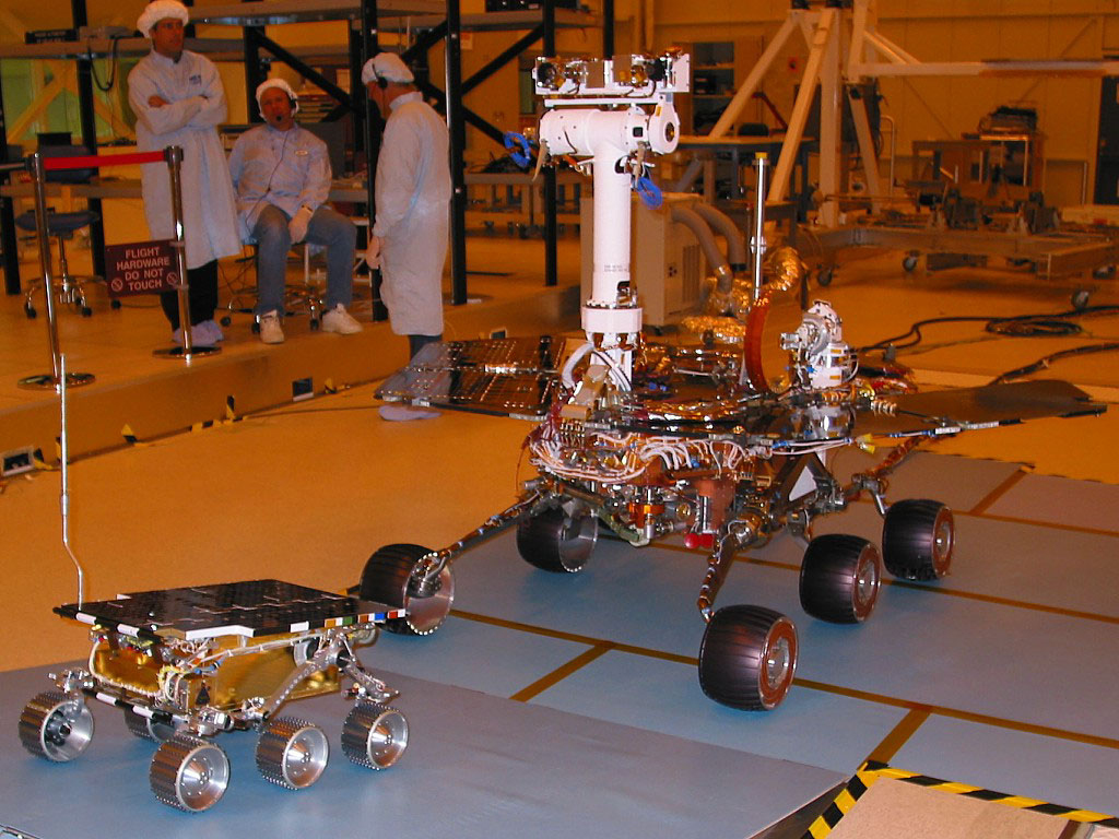 the mars exploration rover mission - photo #12
