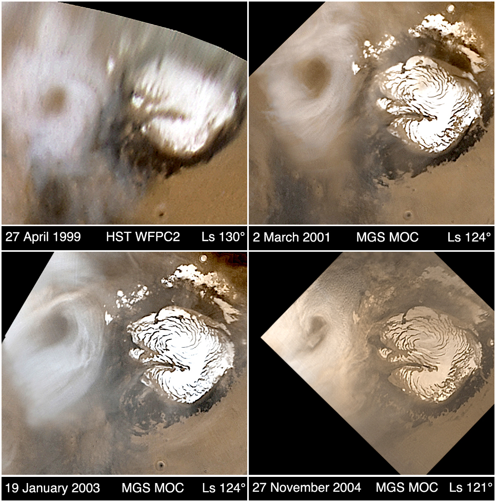 Mars Global Surveyor: Multimedia