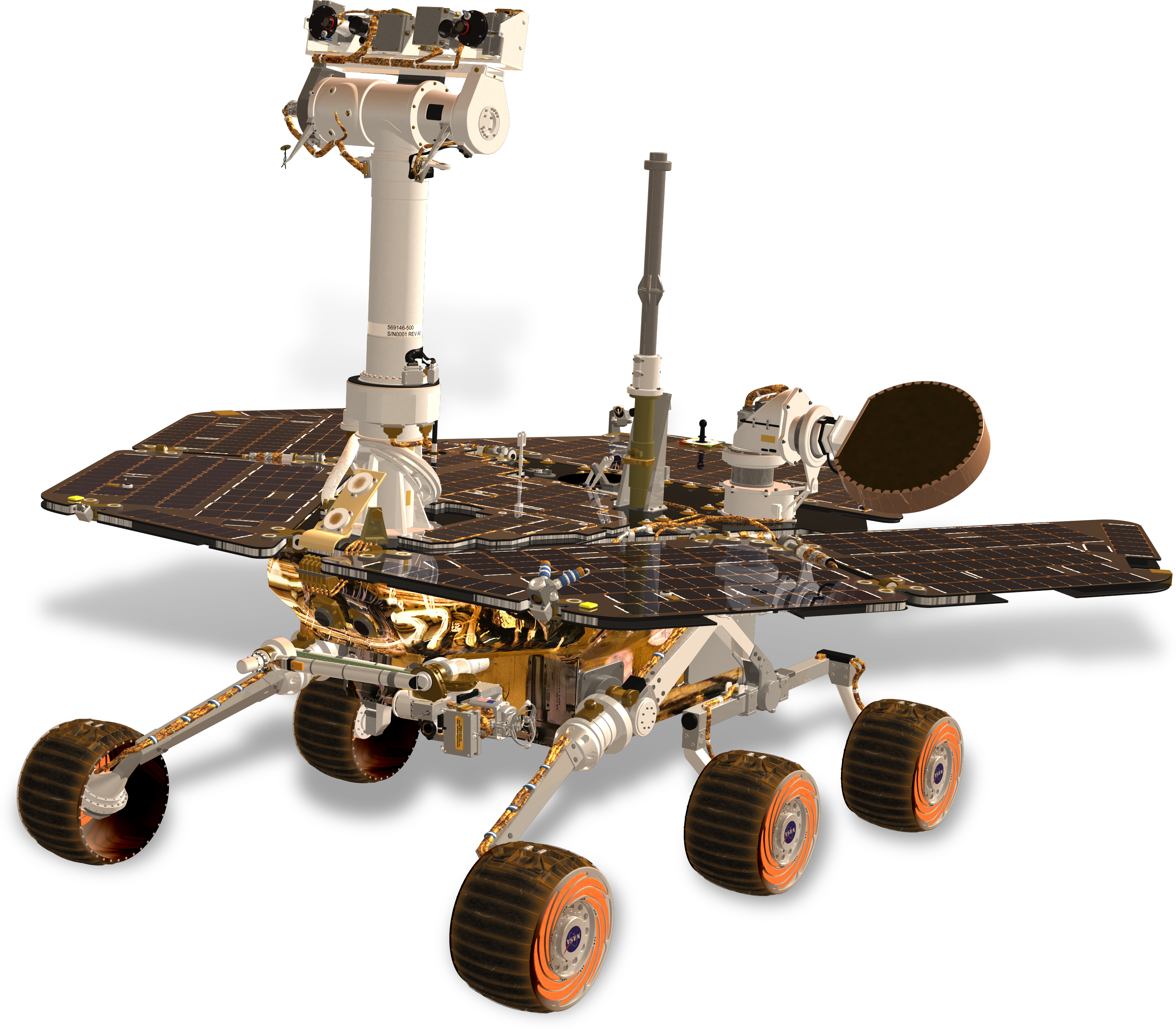 mars rover spirit - photo #14