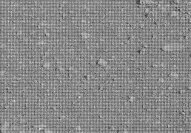 NASA's Mars rover Curiosity acquired this image using its Mast Camera (Mastcam) on Sol 20