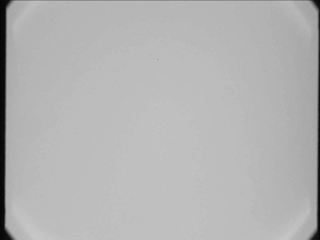 NASA's Mars rover Curiosity acquired this image using its Mast Camera (Mastcam) on Sol 24
