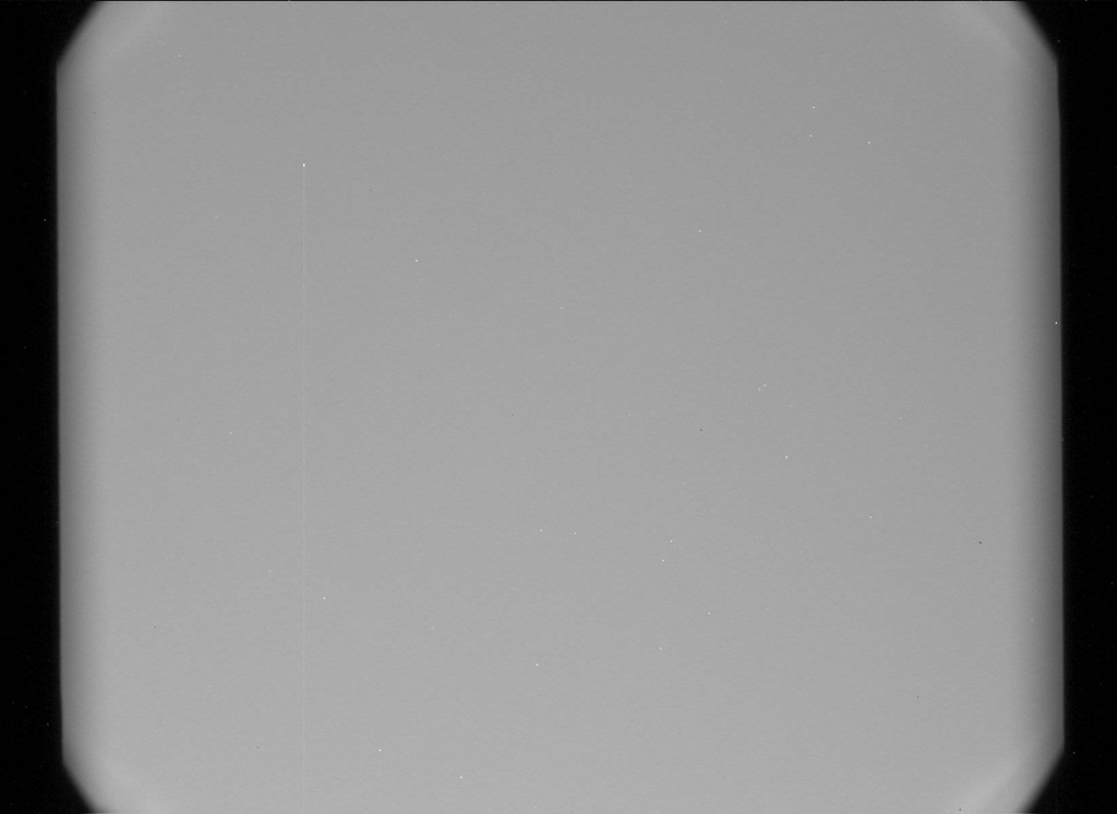 NASA's Mars rover Curiosity acquired this image using its Mast Camera (Mastcam) on Sol 38