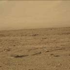 NASA's Mars rover Curiosity acquired this image using its Mast Camera (Mastcam) on Sol 50