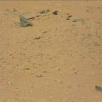 NASA's Mars rover Curiosity acquired this image using its Mast Camera (Mastcam) on Sol 52