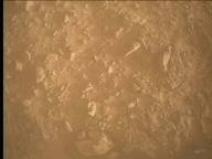NASA's Mars rover Curiosity acquired this image using its Mars Descent Imager (MARDI) on Sol 55