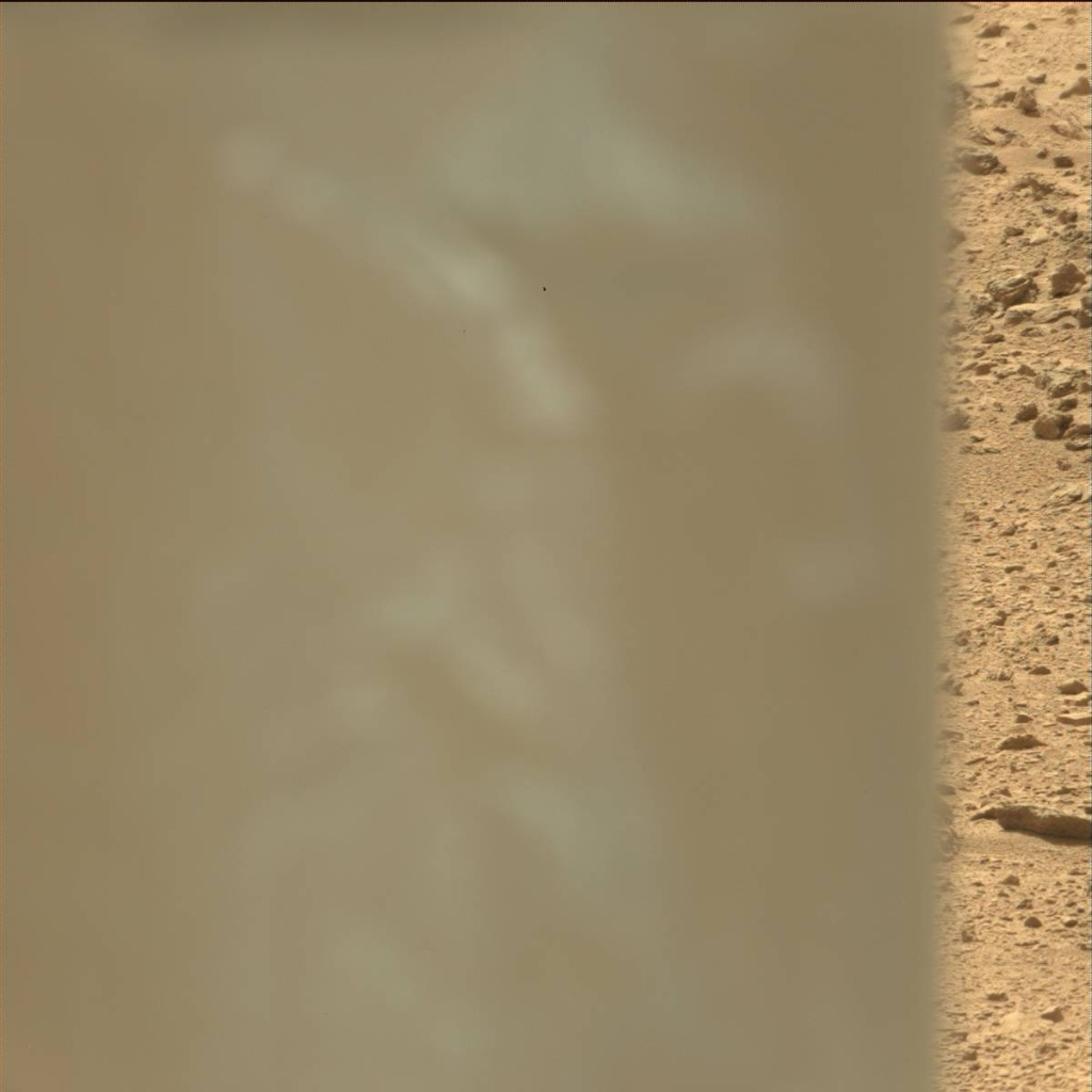 NASA's Mars rover Curiosity acquired this image using its Mast Camera (Mastcam) on Sol 64