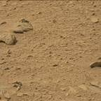 NASA's Mars rover Curiosity acquired this image using its Mast Camera (Mastcam) on Sol 80