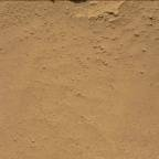 NASA's Mars rover Curiosity acquired this image using its Mast Camera (Mastcam) on Sol 85