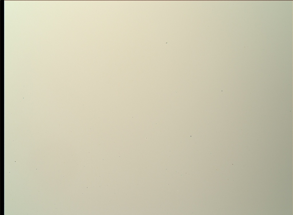 NASA's Mars rover Curiosity acquired this image using its Mars Hand Lens Imager (MAHLI) on Sol 86