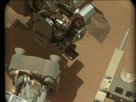 NASA's Mars rover Curiosity acquired this image using its Mast Camera (Mastcam) on Sol 93