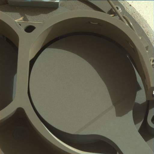 NASA's Mars rover Curiosity acquired this image using its Mast Camera (Mastcam) on Sol 96