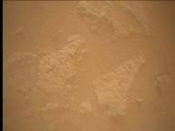 NASA's Mars rover Curiosity acquired this image using its Mars Descent Imager (MARDI) on Sol 103
