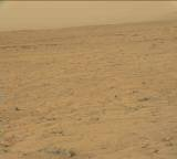NASA's Mars rover Curiosity acquired this image using its Mast Camera (Mastcam) on Sol 122