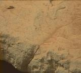 NASA's Mars rover Curiosity acquired this image using its Mast Camera (Mastcam) on Sol 132