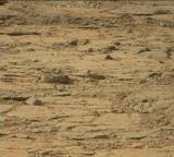NASA's Mars rover Curiosity acquired this image using its Mast Camera (Mastcam) on Sol 137