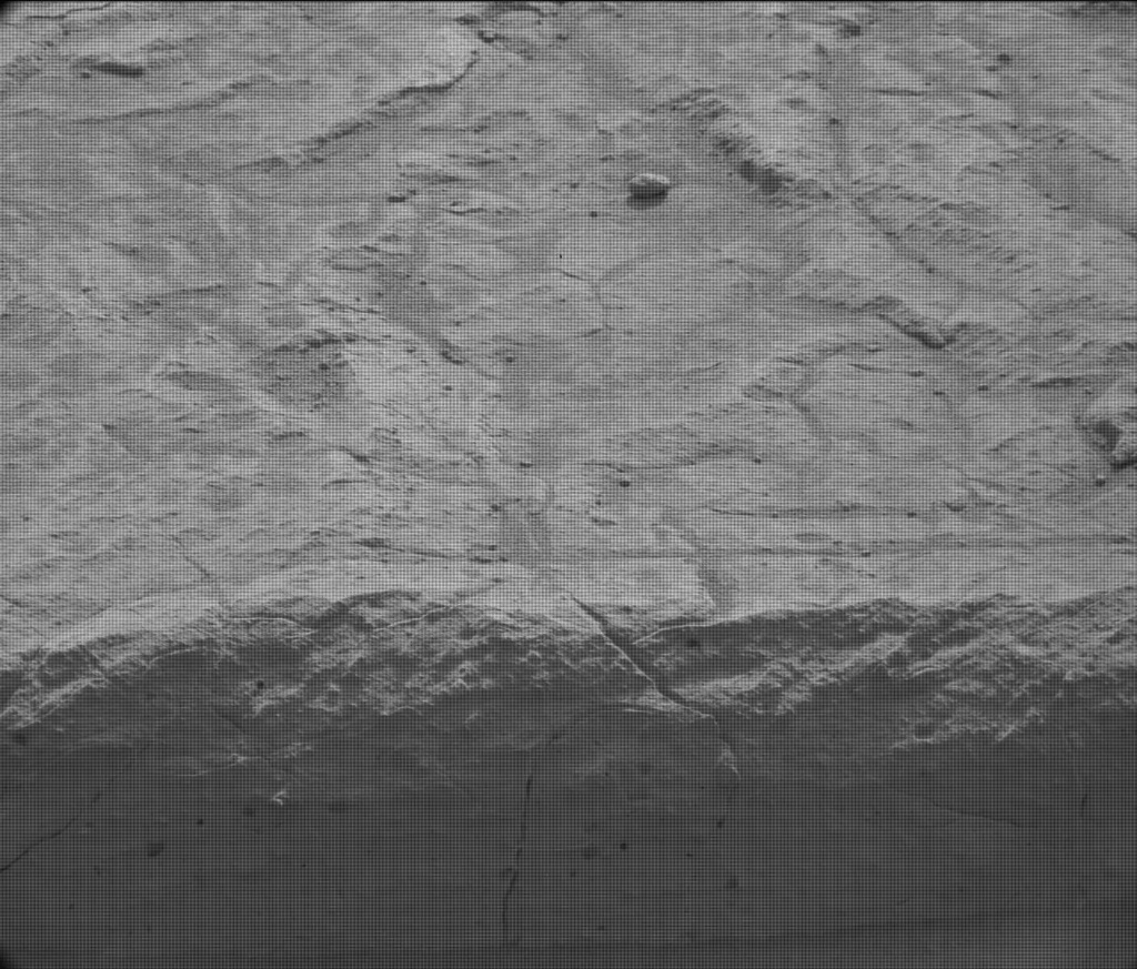 NASA's Mars rover Curiosity acquired this image using its Mast Camera (Mastcam) on Sol 153