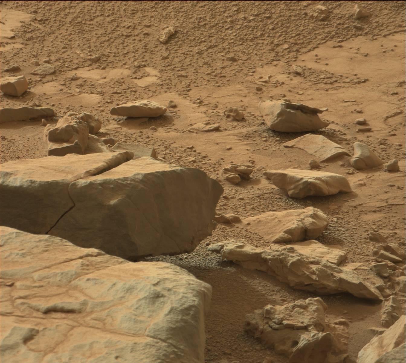 Mars Rover Curiosity Sculpted Anomalies 2013 - YouTube