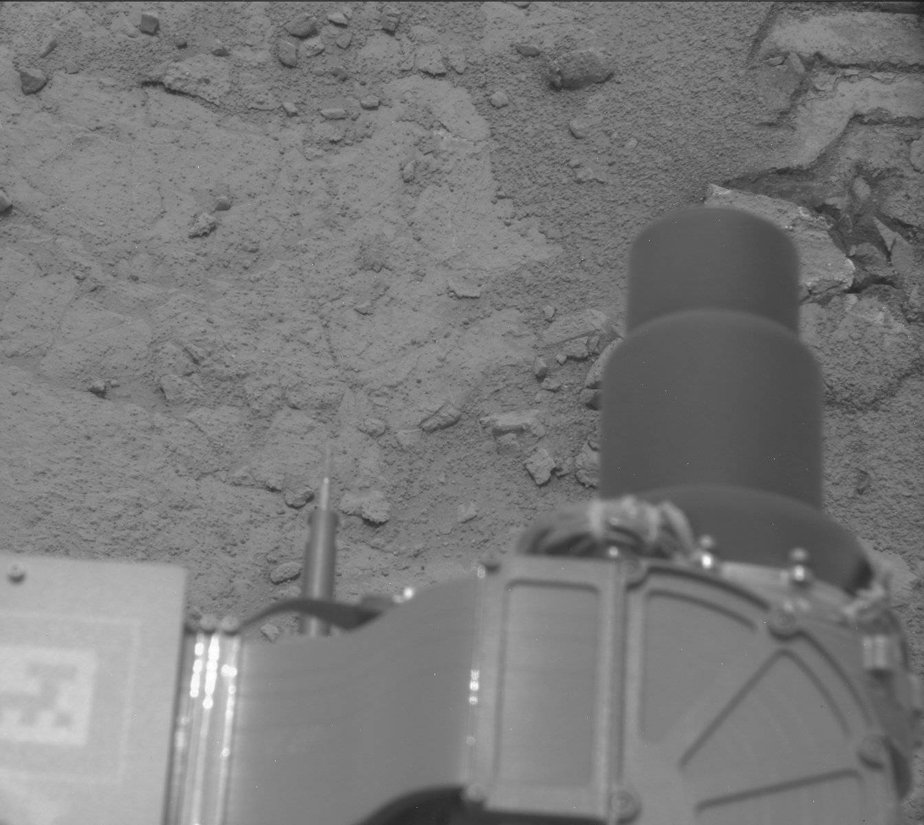 Nasa's Mars rover Curiosity acquired this image using its Mast Camera (Mastcam) on Sol 162