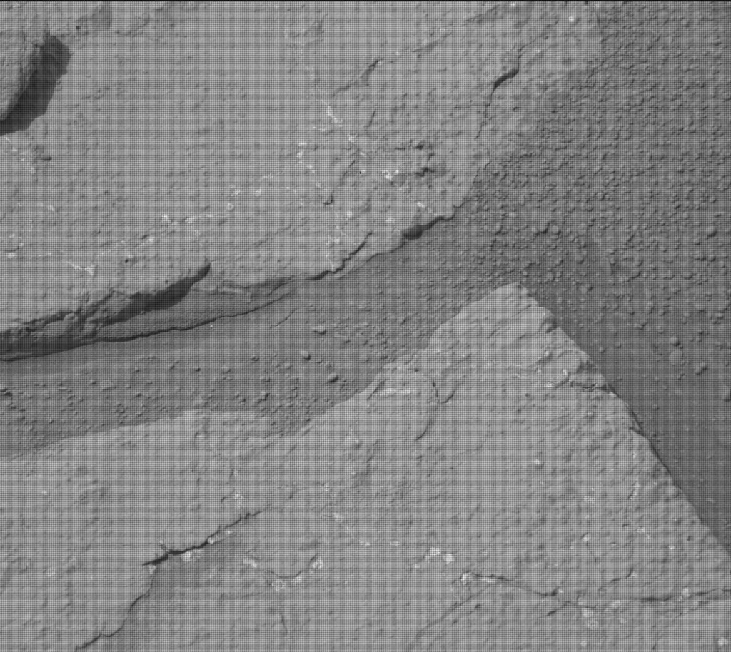 NASA's Mars rover Curiosity acquired this image using its Mast Camera (Mastcam) on Sol 177