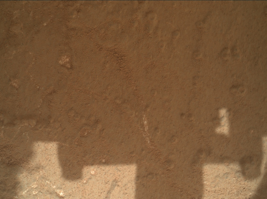 NASA's Mars rover Curiosity acquired this image using its Mars Hand Lens Imager (MAHLI) on Sol 178