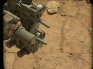 NASA's Mars rover Curiosity acquired this image using its Mast Camera (Mastcam) on Sol 180