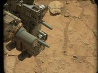 NASA's Mars rover Curiosity acquired this image using its Mast Camera (Mastcam) on Sol 182