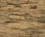 NASA's Mars rover Curiosity acquired this image using its Mast Camera (Mastcam) on Sol 184