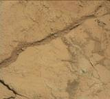 NASA's Mars rover Curiosity acquired this image using its Mast Camera (Mastcam) on Sol 200
